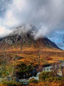 The Buachaille Etive Mor Scotland von Amanda Finan