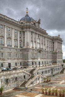 Palacio Real von Roland Spiegler