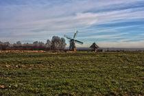 Kleine Windmühle  by michas-pix