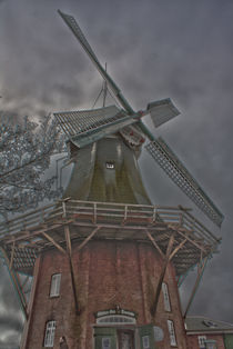 Windmühle Greetsiel by michas-pix