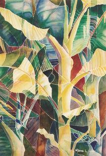 Hojas de Guineos by Monica Linville