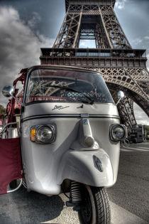 Trip to the Eiffel Tower von Chris Frost