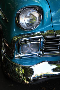 Vintage car by Roland Spiegler