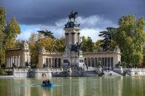Park Retiro by Roland Spiegler