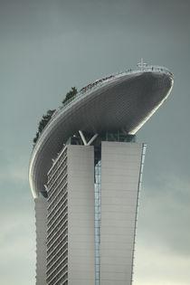 Marina Bay Sands von Roland Spiegler