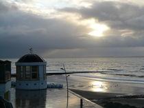 Strandpromenade von Ariane Kujas