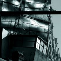 Ghost ship by Roland Spiegler