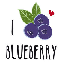 I LOVE Blueberry by neronera
