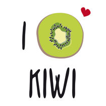 I LOVE Kiwi by neronera