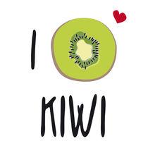 I LOVE Kiwi von neronera