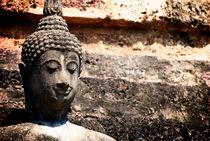 Buddha Statue at Wat Mahathat von Benjamin So