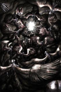 Angeli Defecerunt by Daniel Porras