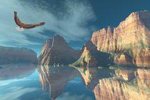 Mirror Lake by Pat Goltz