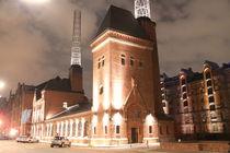 Kesselhaus bei Nacht von alsterimages