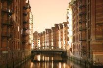 Speicherstadt  Hamburg by alsterimages