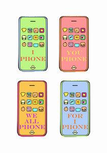 We all Phone von Ipso Imago
