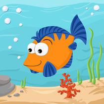 Fisch von Michaela Heimlich