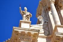 Sizilien, Dom von Syrakus von sandarine