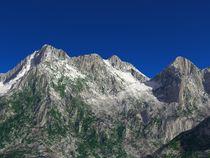 Mount Redoubt by Pat Goltz