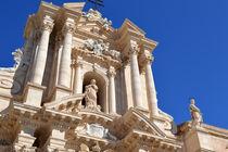 Sizilien, Dom von Siracusa by sandarine