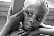 child in the Gambia  by Jolie  Jolie