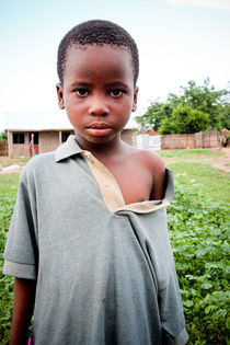 child in the gambia 2  by Jolie  Jolie