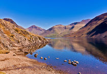 Wastwater - Lake District by tkphotography