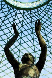 Statue in Sanssouci von Benjamin So