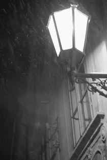 'Lantern in Falling Snow' by Benjamin So