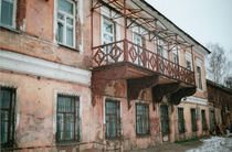 ancient merchant house, Russia by yulia-dubovikova