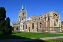 chelmsford cathedral essex england by linda jane cook