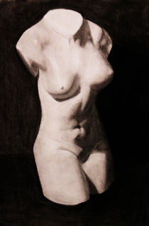 Classic Torso Beaux Arts Style by Kevin Manthe