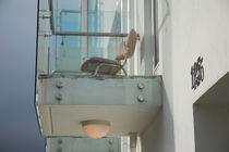 chair on the balcony von nunull