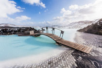 Blue Lagoon, Iceland by Graham Prentice