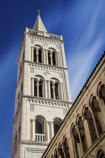 Cathedral Tower, Zadar von Christopher Waddell