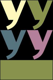 """Y-Artwork """"Pollerazur"""" von Yvonne Schüttler"""