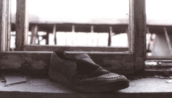Old-shoe