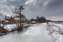 Frozen River von Graham Prentice