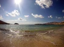beach von Nadia Kouloura