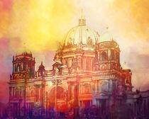 Berliner Dom by Lutz Baar