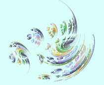 Sea Swirl von Pat Goltz
