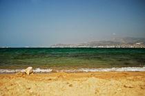sunny day at the beach von Nadia Kouloura