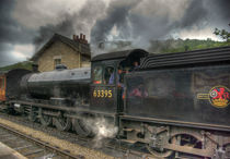 Levisham Station by tkphotography