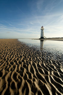 Talacre lighthouse von Wayne Molyneux
