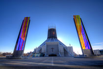 Christ the King Liverpool by Wayne Molyneux
