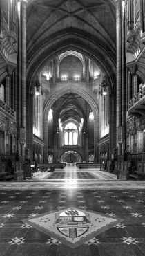 The Anglican Liverpool by Wayne Molyneux