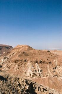 hot desert Negev, Israel by yulia-dubovikova