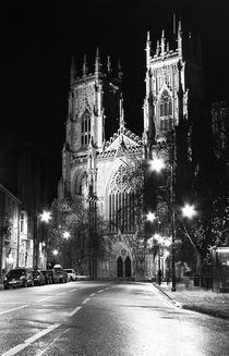 York Minster by James Biggadike
