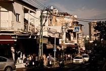 streets of Tel Aviv, Israel by yulia-dubovikova