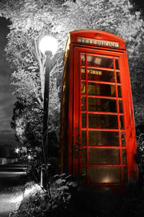 Phone Box Splash by James Biggadike